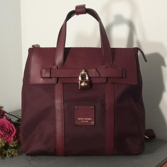 a584f1426 henri bendel Handbags - Henri Bendel Mini Jetsetter Backpack